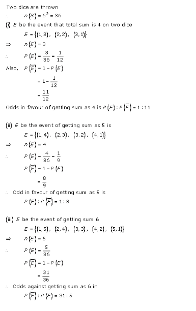 RD-Sharma-class-11 Solutions-Chapter-33-Probability-Ex-33.3-Q-35