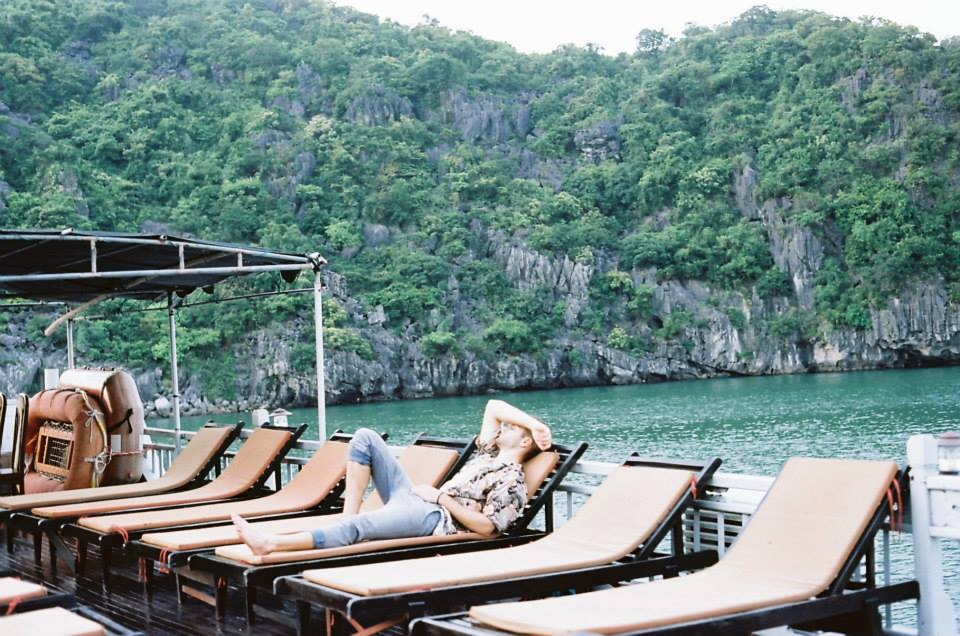 Ha Long Bay Junk