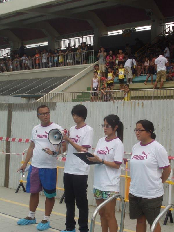 鐵人暖心慈善水陸挑戰賽2012