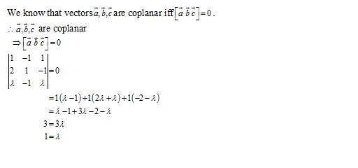 RD Sharma Class 12 Solutions Chapter 26 Scalar Triple Product Ex 26.1 Q5-i