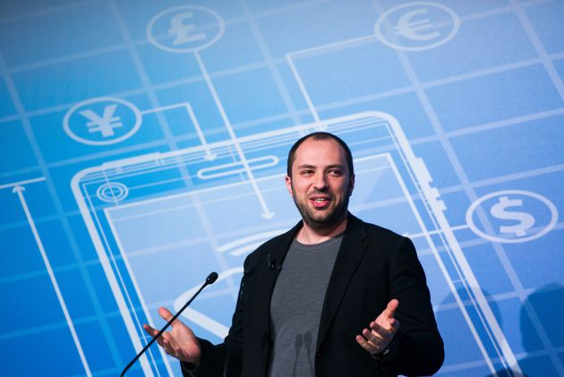 MWC14 Jan Koum fundador de WhatsApp
