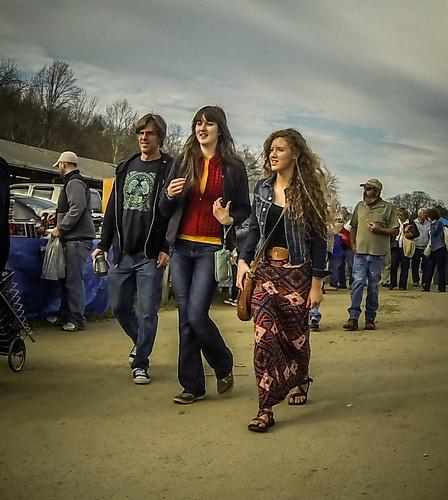 Flea Market Hippies