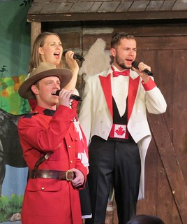 Oh Canada Eh? Dinner Theatre