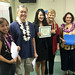 "iCAN graduate Byung Joo Yoo poses with her iCAN instructor and administrators. For more information on the iCAN Kapiʻolani Community College/McKinley Community School for Adults program, go to <a href=""http://www.kapiolani.hawaii.edu/campus-life/special-programs/ican/"" rel=""nofollow"">www.kapiolani.hawaii.edu/campus-life/special-programs/ican/</a> or email ican.mcsa@gmail.com."