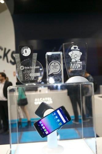 MWC15 IDOL 3 y los premios recibidos en el MWC 2015