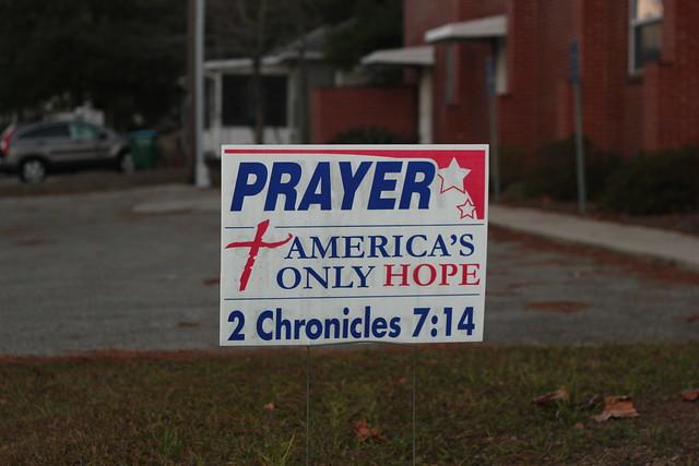 Pray for them