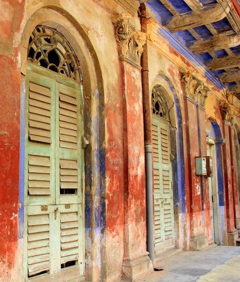old alleys of kolkata