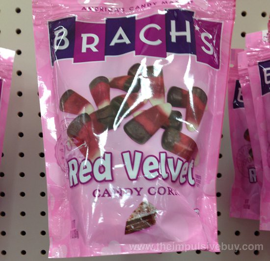 Brach's Red Velvet Candy Corn