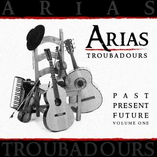 Arias Troubadours CD Cover