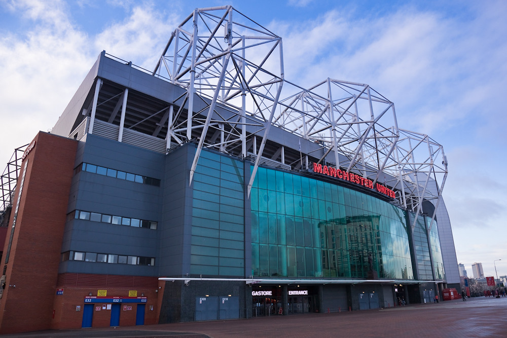 Old Trafford Stadium The Old Trafford Football Stadium