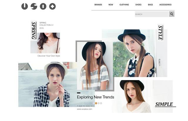 uso plus online shopping website
