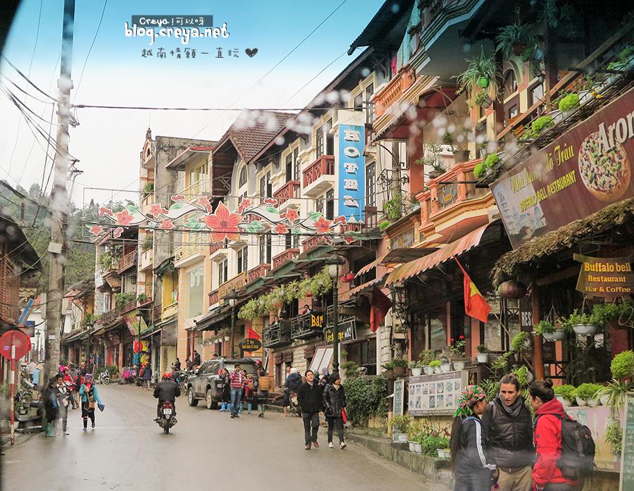 2015.02.22| 越南情願一直玩| 到這裡你才是少數民族的北越沙壩 Sapa 10.jpg