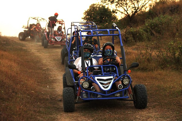 Dune Buggy at Tarlac Recreational Park (TRP)