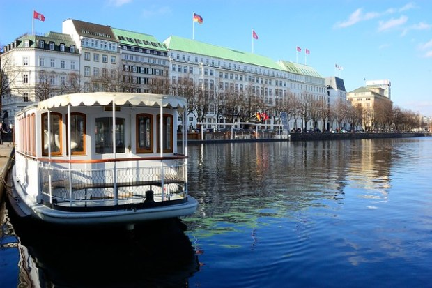 On the Alster | No Apathy Allowed