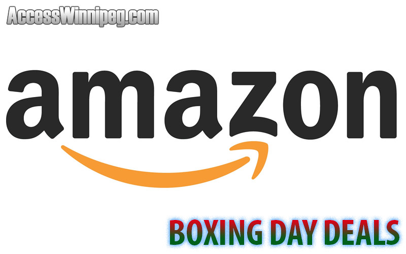 Amazon Canada Boxing Day Deals 2017