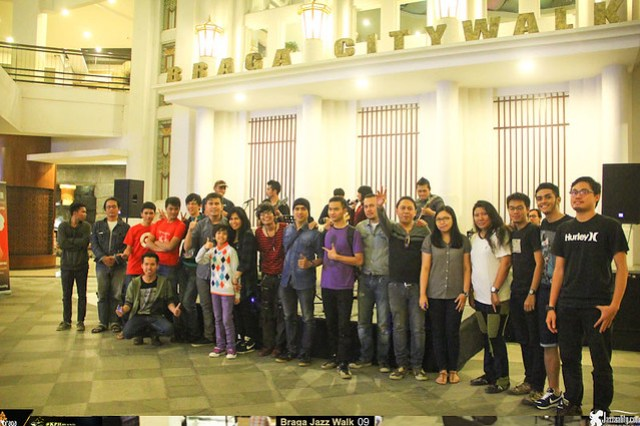 Braga Jazz Walk 9 - Group Photo