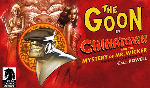 The Goon in Chinatown