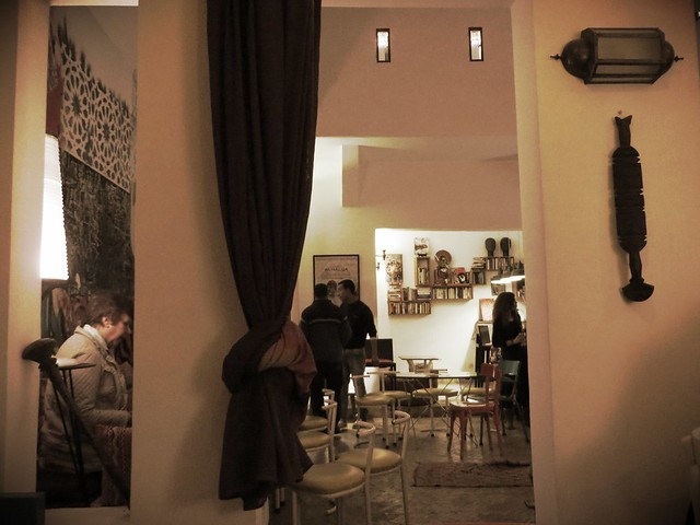 cafe clock, best restaurants in marrakech, morocco,