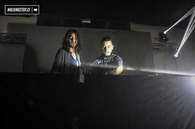 Dj Set de @matanzamusic, lanzamiento disco #CAFV de #ComoAsesinarAFelipes en #TeatroItalia #Electrónica #Matanza 27.11.2014