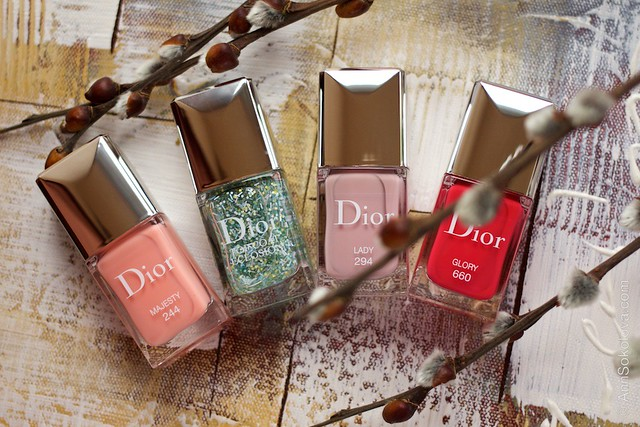 Dior Kingdom of Colors Collection for Spring 2015