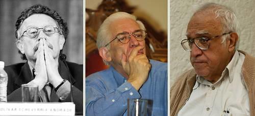 Rendirán homenaje a Bolívar Echeverría, José María Pérez Gay y Carlos Monsiváis