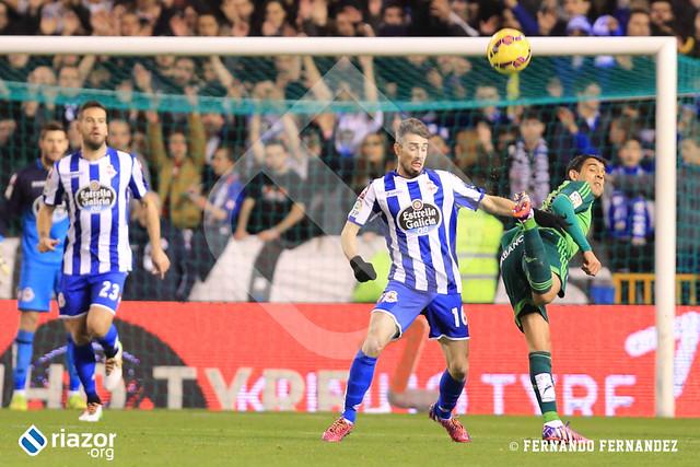 R.C.Deportivo 0 - Celta 2