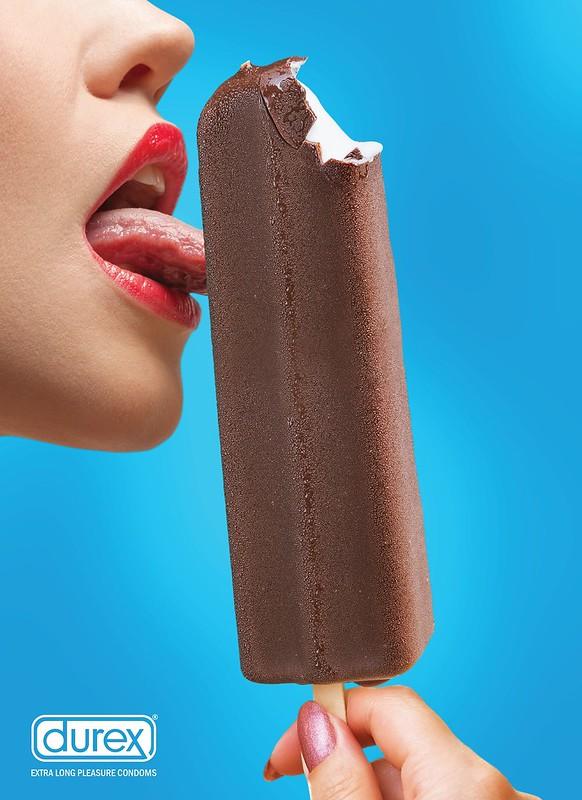 Durex - Ice cream bar