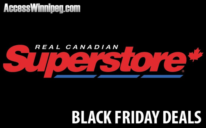 Real Canadian Superstore Black Friday Deals 2020