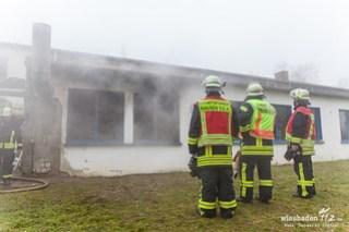 Kellerbrand Schlagenbad-Hausen v.d.H. 26.02.15