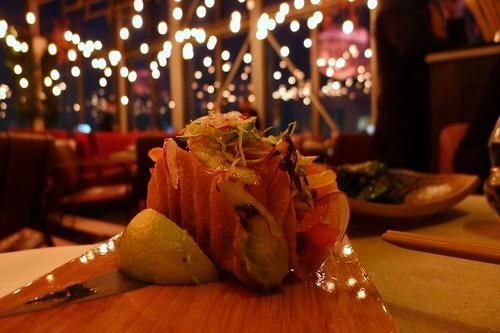 Sushi Samba, Liverpool Street
