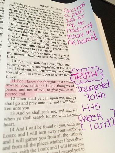 KJV Journaling Bible {for review}