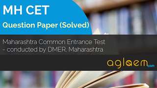 MH CET Question Papers with Answers