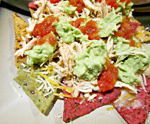 Chipotle Chicken Nachos 2