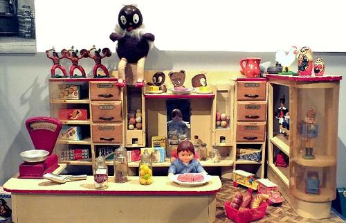 Negozio bambole DDR