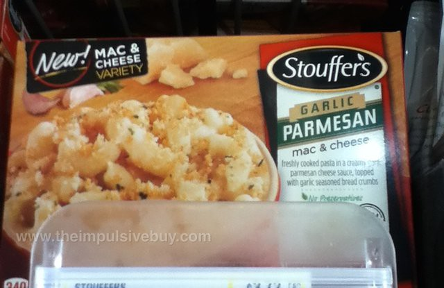 Stouffer's Garlic Parmesan Mac & Cheese
