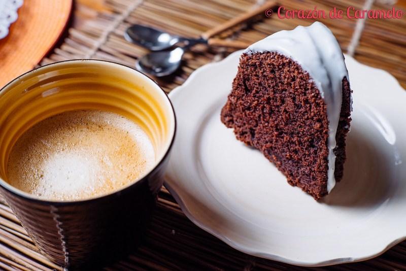 Bundt Cake de Chocolate y Baileys
