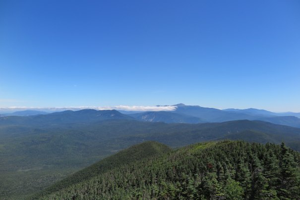 Mt Carrigain View Mt Washington