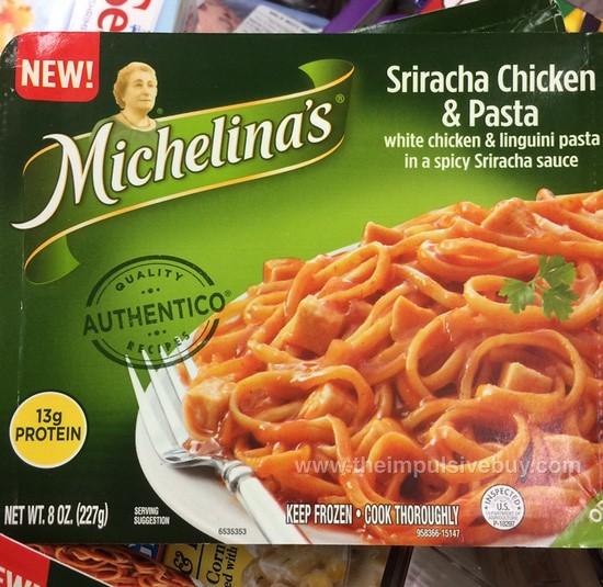 Michelina's Sriracha Chicken & Pasta