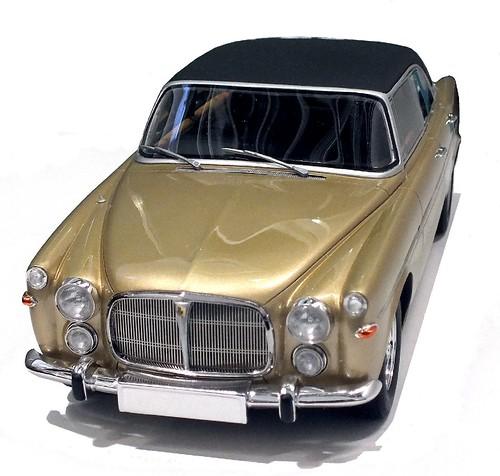 BOS Rover 3,5 litre coupé