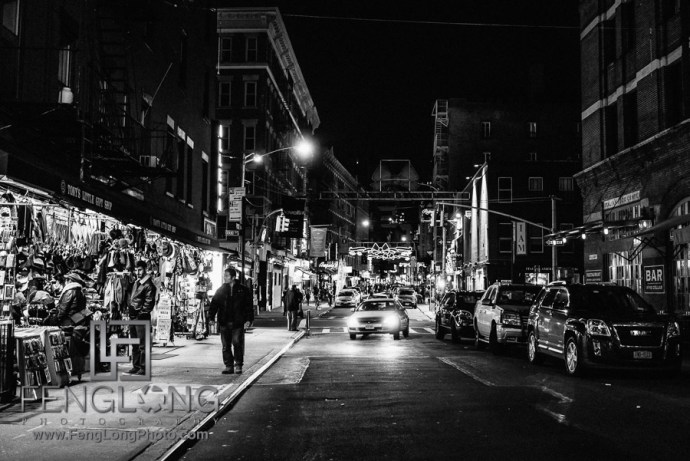 Chinatown | New York City Thanksgiving 2014 | Sony A7R