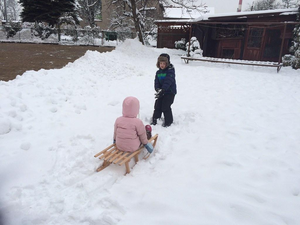 Lots of Snow (1/26/15)