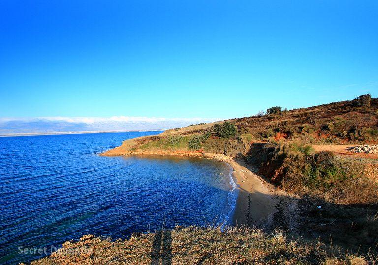 Biskupljača beach