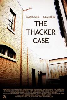 THE THACKER CASE Teaser Poster