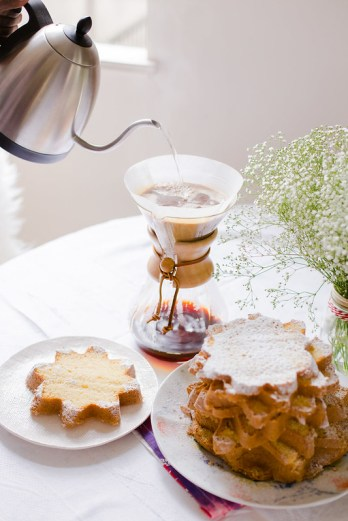 Brewing with the Chemex Coffee Maker