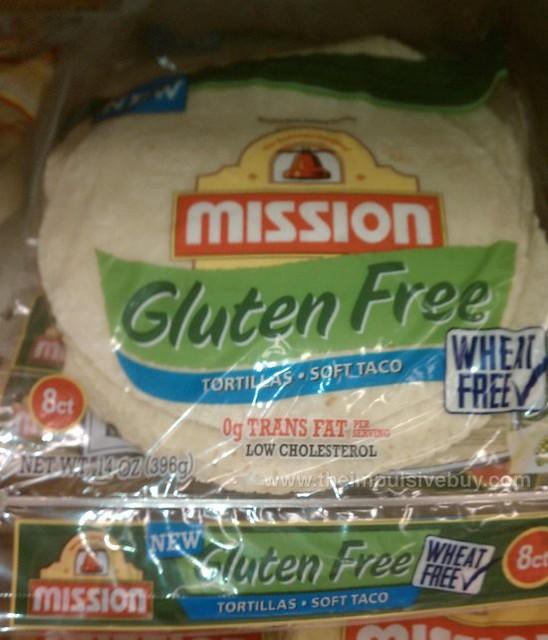 Mission Gluten Free Tortillas