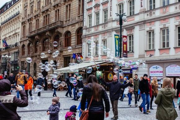 Hanging in Prague (2/28/15)