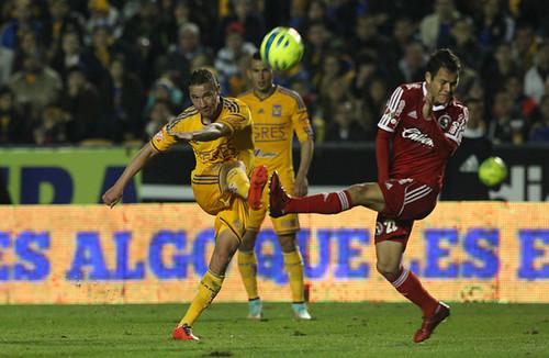 Tijuana derrota a Tigres