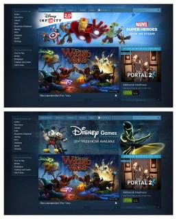 STEAM Homepage Heroes