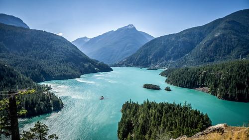 Diable Lake