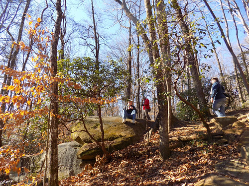 Table Rock with LCU-034